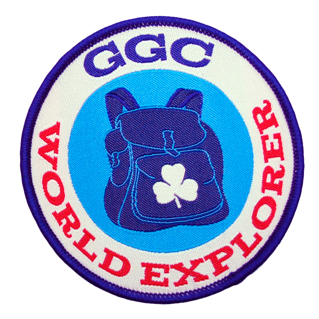 WORLD EXPLORER CREST