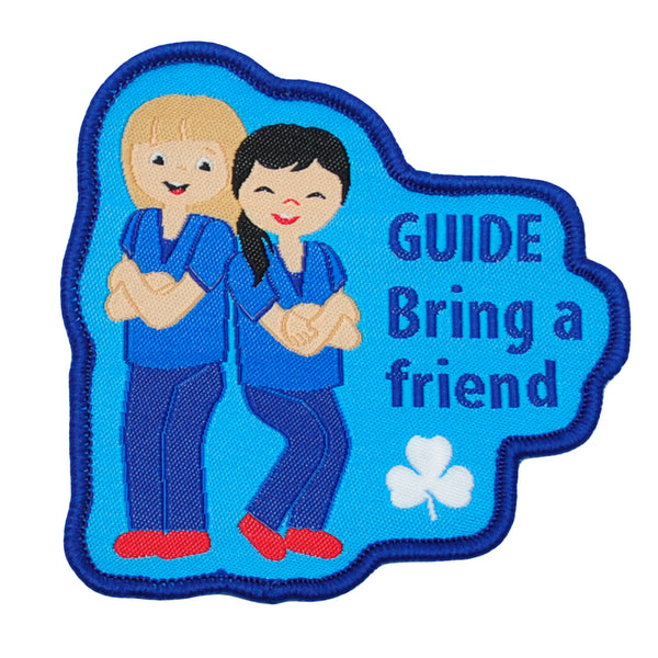 GUIDE BRING A FRIEND CREST
