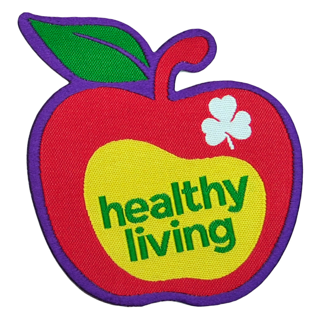 HEALTHY LIVING CREST