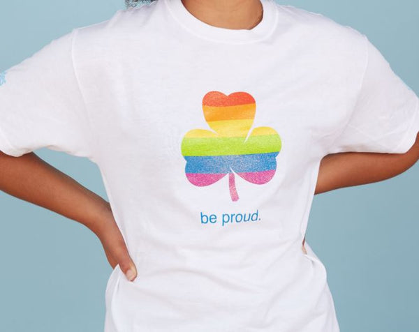 Be Proud T-Shirt - Adult
