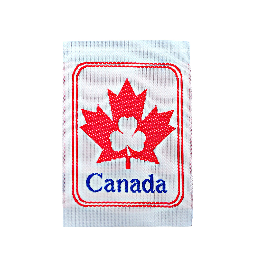 CANADIAN FRIENDSHIP PATCH