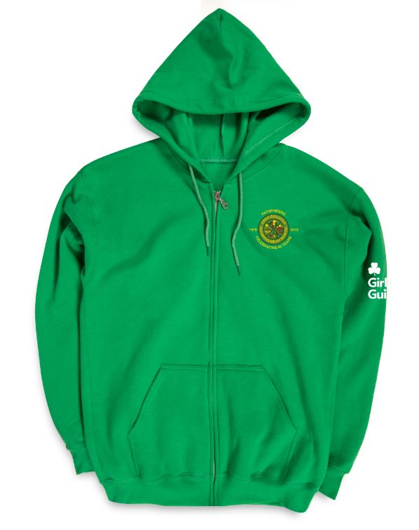 Pathfinder 40th Anniversary Zip Hoodie - Adult