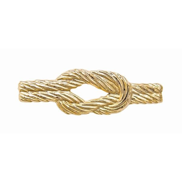 REEF KNOT PIN - OPTIONAL
