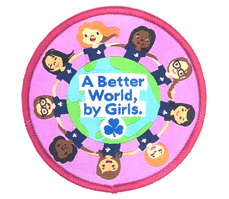 A Better World, by Girls Crest