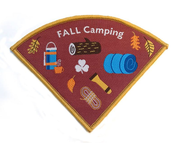 Camping Crest - Fall