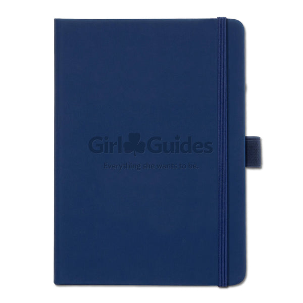 GG JOURNAL WITH CENTER LOGO