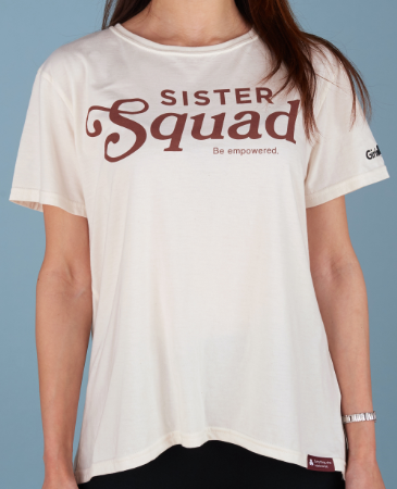 Be Line - Sister Squad. Be empowered.  T-Shirt