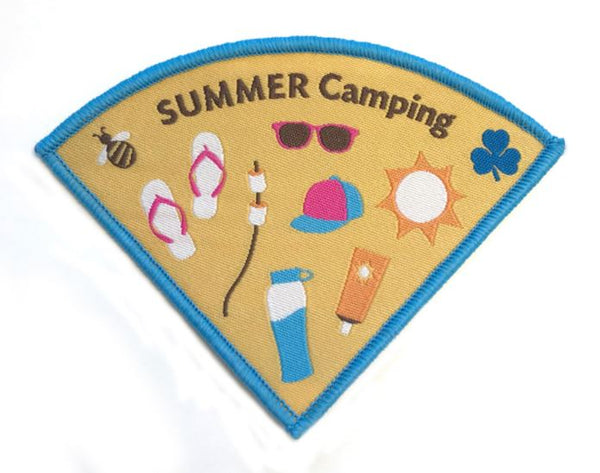 Camping Crest - Summer