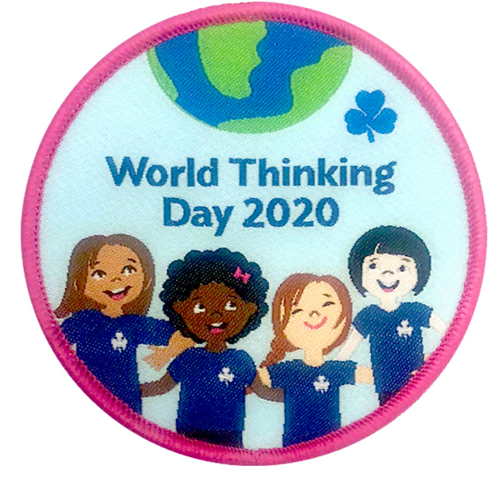 World Thinking Day 2020 Crest