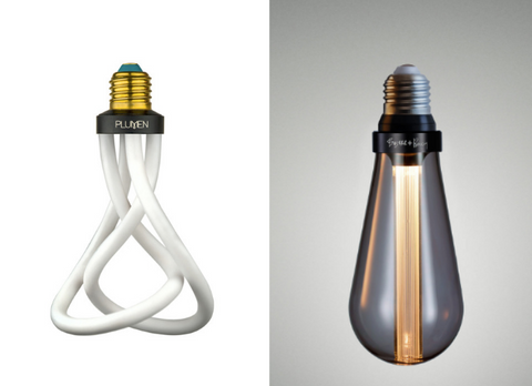 Lighting Trend: Designer Light Bulbs