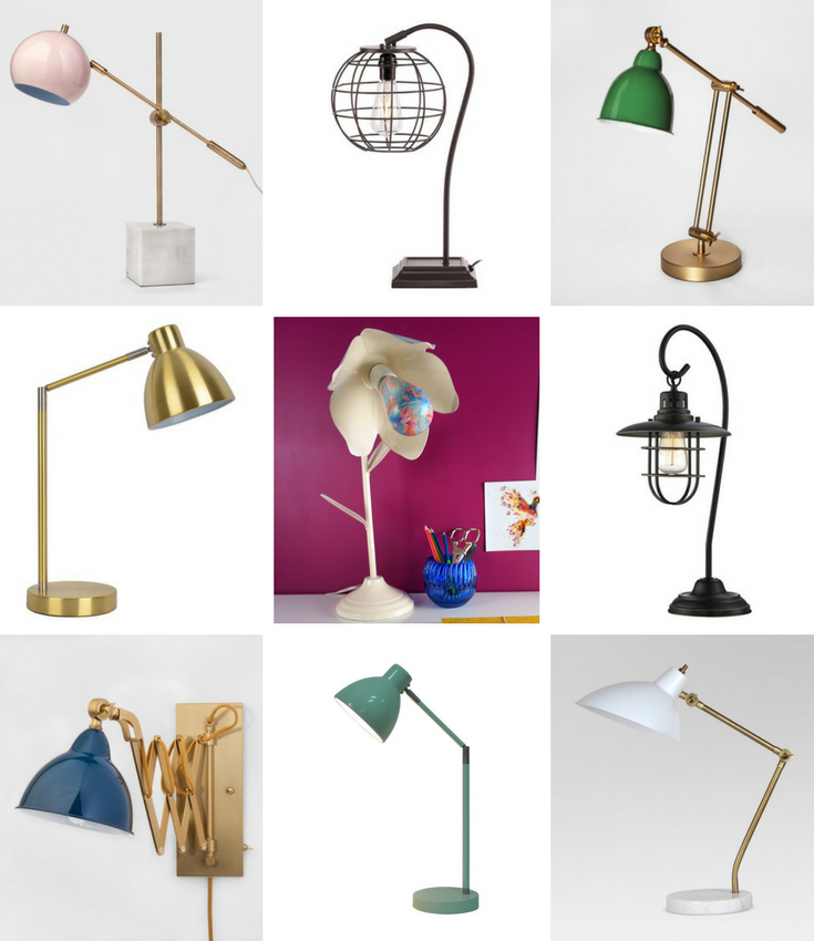 Exposed Bulb Desk Lamp Picks