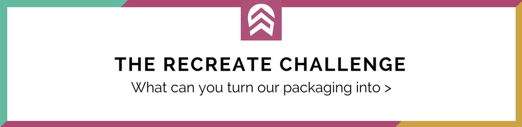 RELAMP Recreate Challenge What will you transform our packaging into