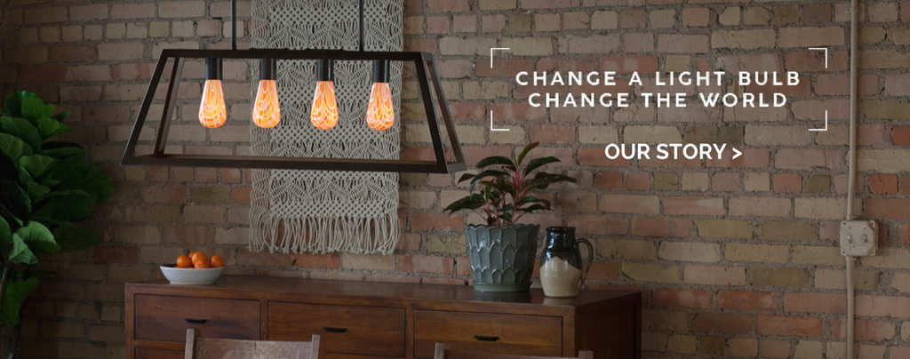Change a Light Bulb Change the World The RELAMP story