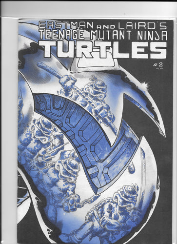 Teenage Mutant Ninja Turtle #2