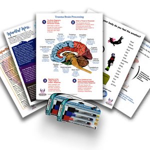 The Original Clinician's Trauma Bundle: Get 7 for the Price of 4