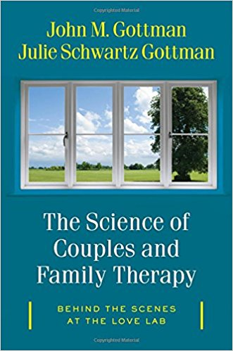 The Science of Couples and Family Therapy: Behind the Scenes at the Love Lab 1st Edition