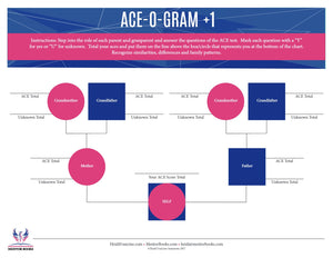 Ace-O-Gram +1: Generational Trauma teaching tool