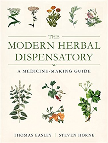 The Modern Herbal Dispensatory by Easley Horne