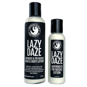 Lazy Daze Lavender & Fir Needle Lotion