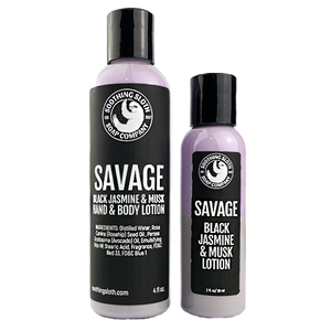 Savage Black Jasmine & Musk Lotion