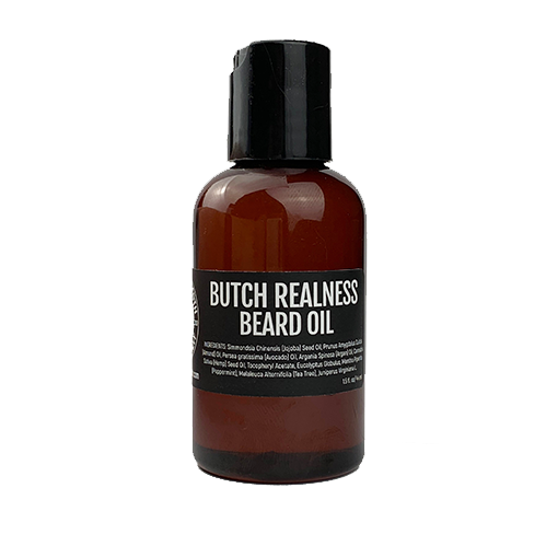 Butch Realness Beard Oil