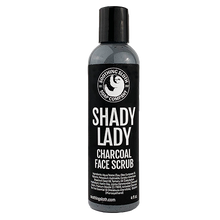 Shady Lady Charcoal Facial Scrub