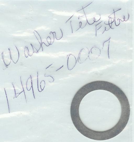 FILTER WASHER 14965-0007 SWIMQUIP