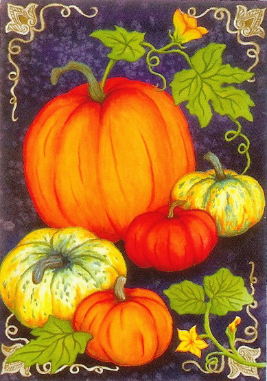HEIRLOOM PUMPKINS