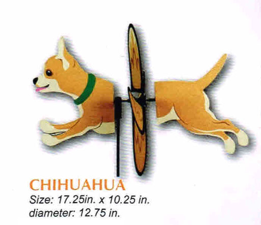 CHIHUAHUA PETITE VIRE-VENTS