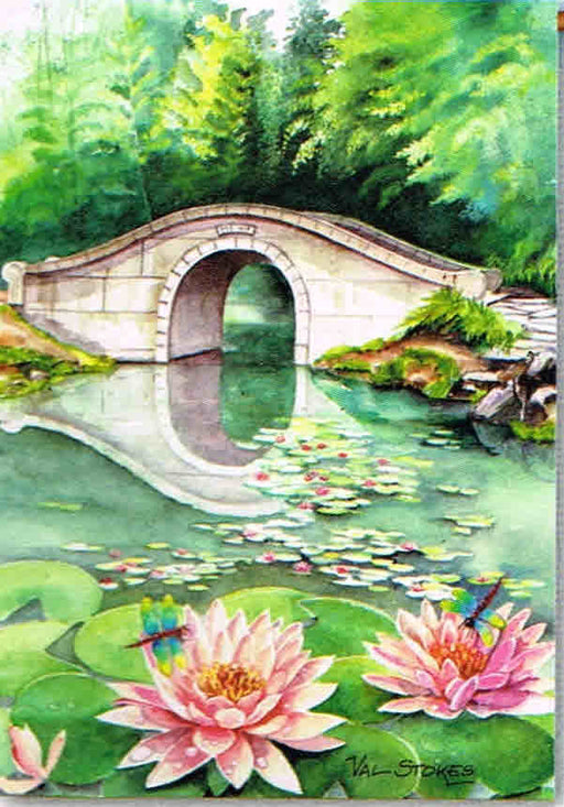WATERLILY GARDEN