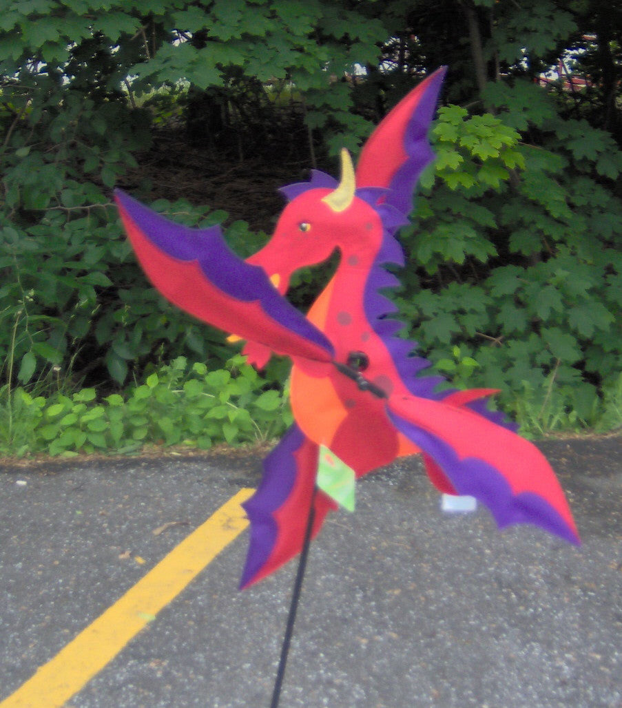 VIRE-VENTS WHIRLIGIG DRAGON