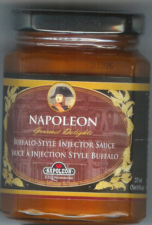 SAUCE À INJECTION BUFFALO