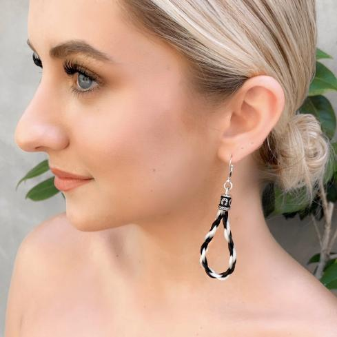 Tail Spin Earrings