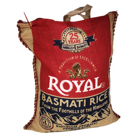 Royal Basmati Rice(Tradition Of Excellence 20LB)