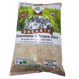 24 Mantra Organic Original Sona Masori Brown Rice