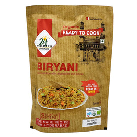 24 Mantra Organic Biryani(Ready To Cook)