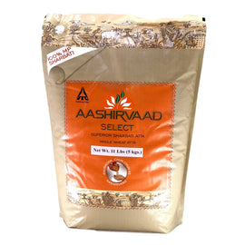 Aashirwad Atta Select Superior-10 LB