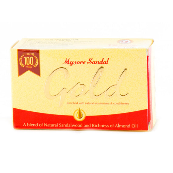 MYSORE GOLD SOAP-125GM