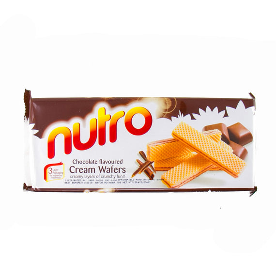 Natural Chocolate Wafers