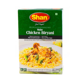 SHAN CHICKEN BIRYANI-60GM