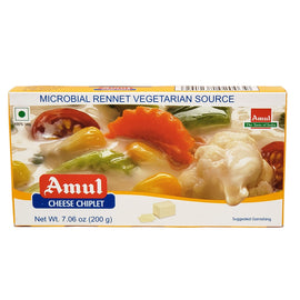 Amul Cheese Chiplets(200 Gms/each)