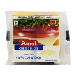 Amul Cheese Slice(200 Gms/each)