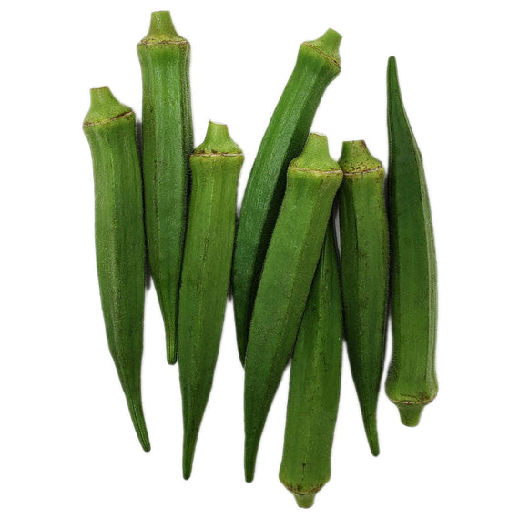 Okra indian (Bhendi) - 1 lb