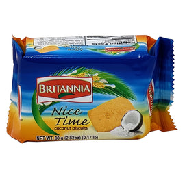 Britannia Nice Time(Coconut Biscuits)