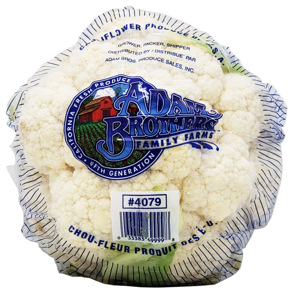 Cauliflower - 1.99/1 each