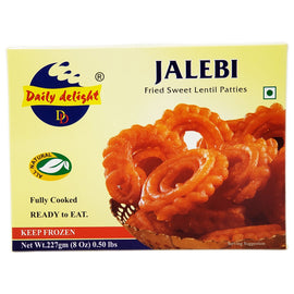 Daily Delight Jalebi