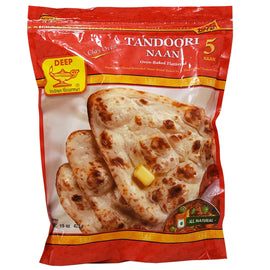 Deep Tandoori Nan 5 pc