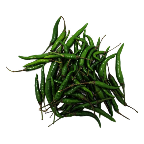 Indian Thai Chili Green(Small) - 1.99/lb