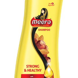 Meera Strong & Healthy Shampoo 340 ml