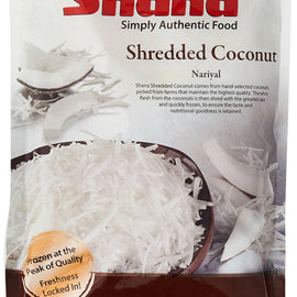 Shana Shredded Coconut -- 454 Gms